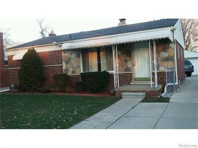 29046 Milton, Madison Heights, MI