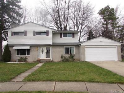36601 Theodore, Clinton Township, MI
