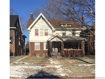 2516 Longfellow, Detroit, MI