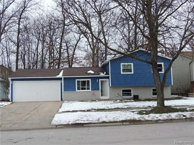 1019 Fairway Trl, Brighton MI 48116