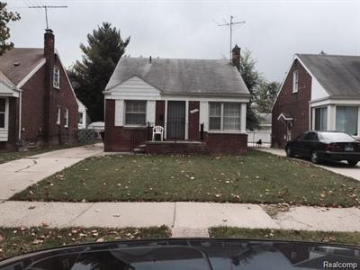 16650 Carlisle, Detroit, MI
