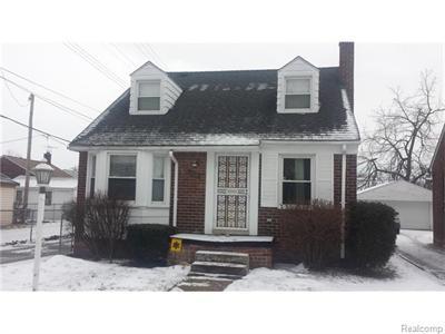 12036 Lakepointe, Detroit, MI