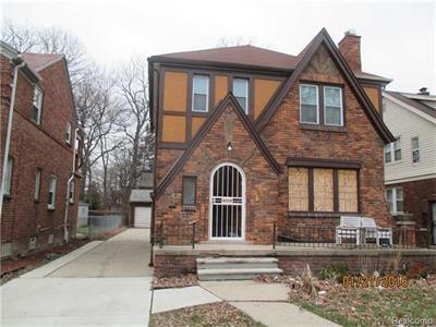 5931 Grayton, Detroit, MI