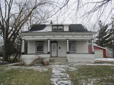 5689 Mill, Peck, MI