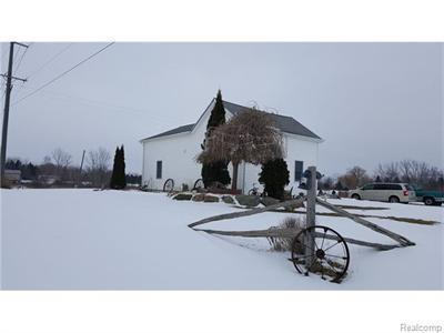 2265 Burnsline Rd, Brown City, MI