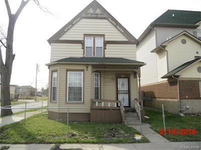 3905 Wabash, Detroit MI 48208