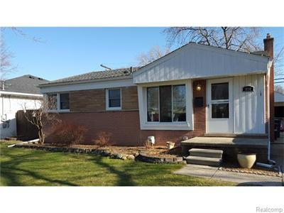 414 E Parker, Madison Heights, MI