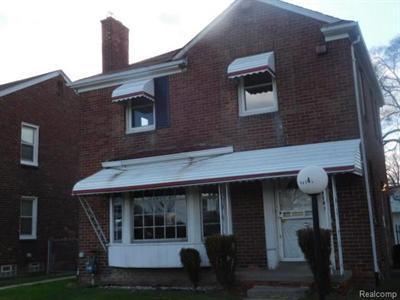 17141 Whitcomb Detroit, MI 48235