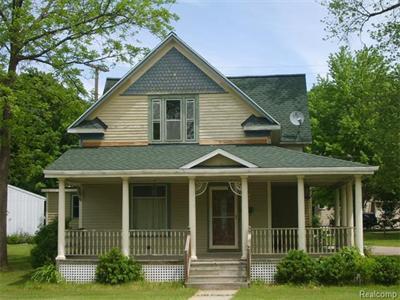 120 Brockway Rd, Yale, MI