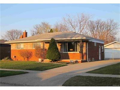 27406 Thomas, Warren, MI