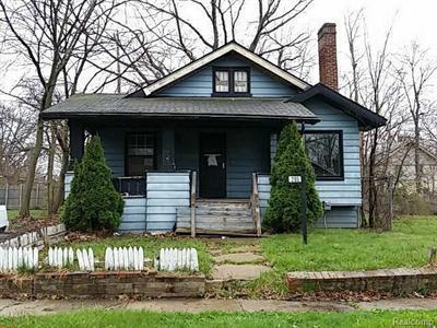 205 W Baker, Flint MI 48505