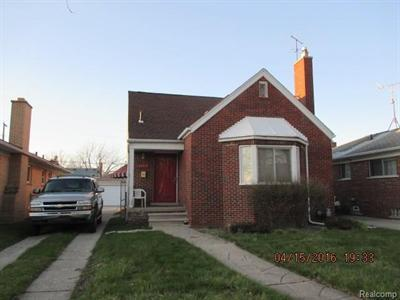 14151 Eastburn, Detroit, MI