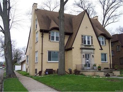 18005 Oak, Detroit MI 48221