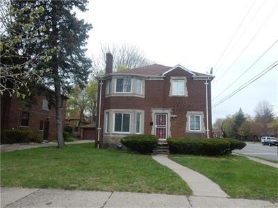 19035 Parkside, Detroit MI 48221