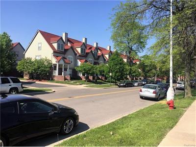 844 Lothrop, Detroit, MI