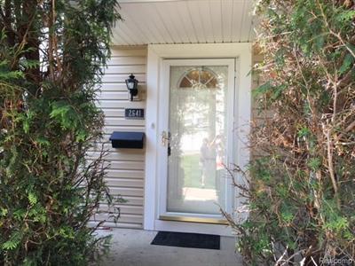 2641 Fenwick, Ann Arbor MI 48104