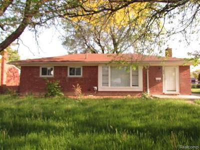 3638 Rome, Warren, MI