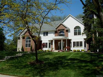 807 Thorntree Crse, Bloomfield Hills, MI