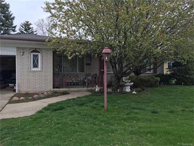 39231 Cadborough Clinton Township, MI 48038