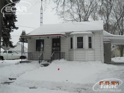 1633 Knapp Ave, Flint MI 48503