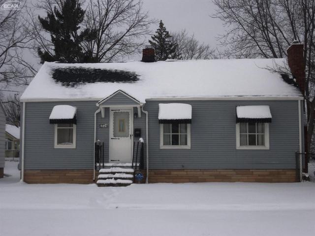 3406 Clairmont St, Flint MI 48503