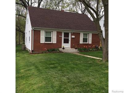 1825 Pontiac, Ann Arbor MI 48105