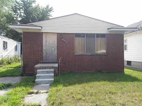 18036 Syracuse, Detroit, MI 48234