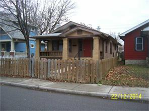 719 N Bosart Ave, Indianapolis, IN