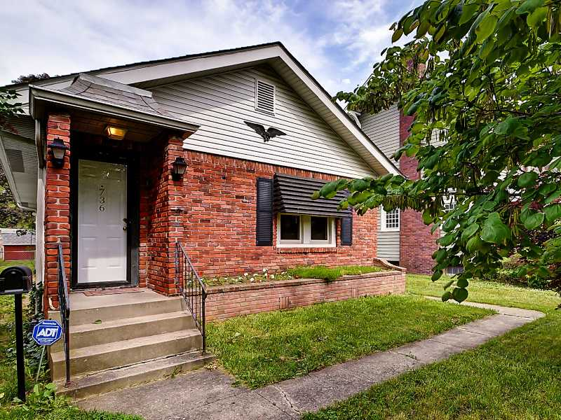 736 N Dequincy St, Indianapolis, IN