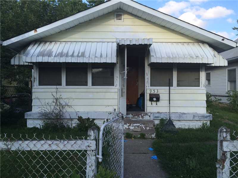 953 N Somerset Ave, Indianapolis, IN