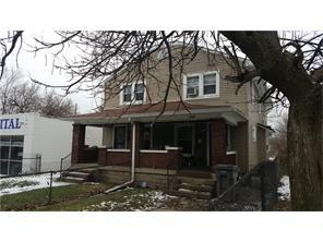 3712 Dr M King Jr St, Indianapolis IN 46208