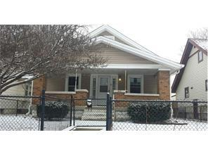 517 N Drexel Ave, Indianapolis IN 46201