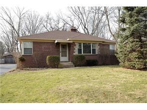 6040 Hillside Avenue West Dr, Indianapolis IN 46220