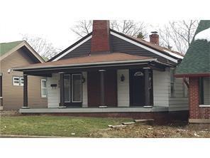 525 N Rural St, Indianapolis IN 46201
