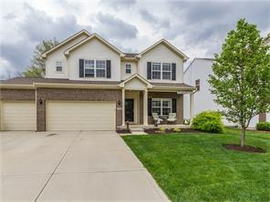 13841 Black Canyon Ct, Fishers IN 46038