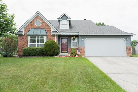 7462 Crickwood Ln, Indianapolis, IN 46268
