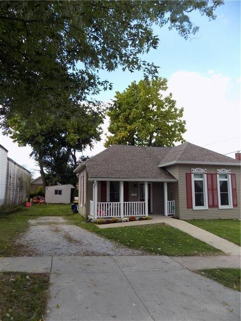 206 N Indiana St, Greencastle, IN (21 Photos) MLS# 21596027 - Movoto