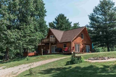 2710 S Cataract Rd, Spencer, IN 47460