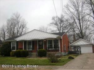 5606 Elmer Ln, Louisville KY 40214