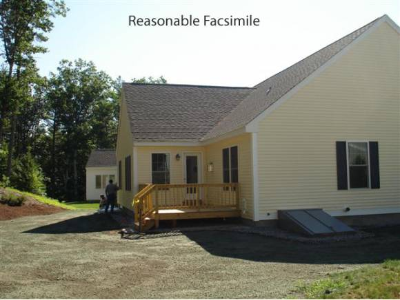 8 Trailside Drive #35, Amherst, NH 03031
