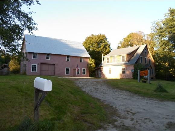 815 Peaked Hill Rd, Bristol, NH 03222