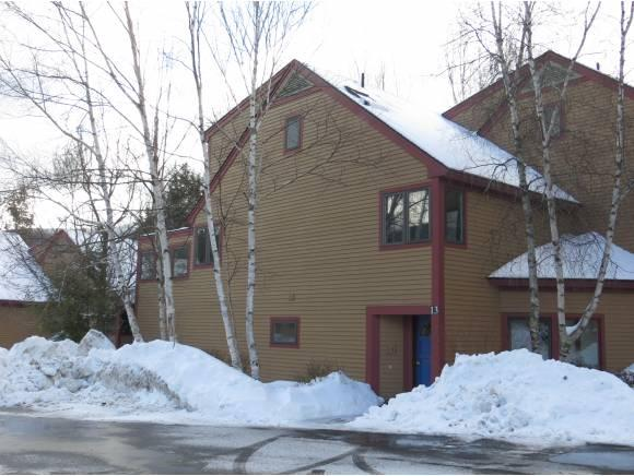 13 Mountain Sun Way - 14a #14 A, Waterville Valley, NH 03215