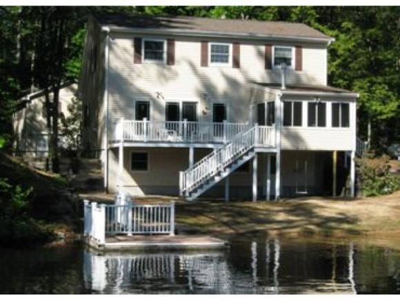 214 Fisher Rd, Wakefield, NH 03830