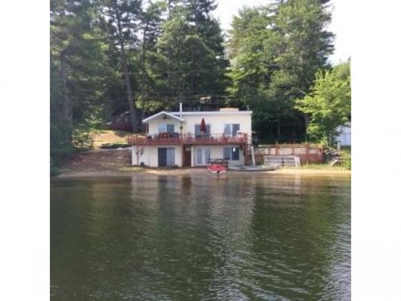 321 Webster Lake Road, Franklin, NH 03235