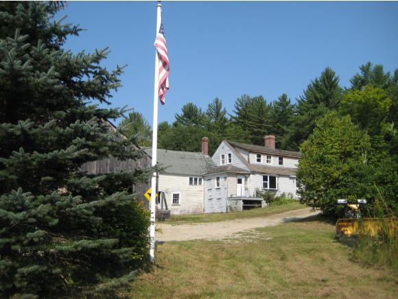 398 Kings Highway, New Durham, NH 03855