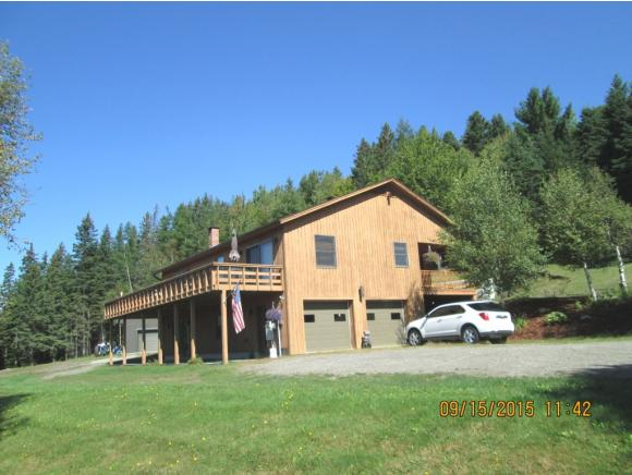 63 Scenic View Drive, Colebrook, NH 03576