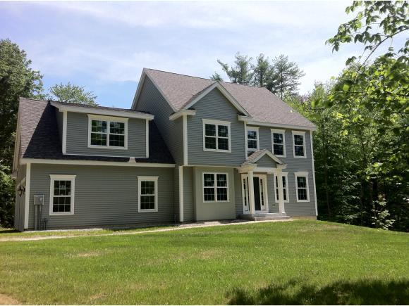 Lot 5 George Road, Hopkinton, NH 03229