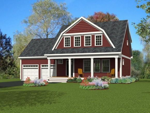 Lot 49 Garland Woods, Pelham, NH 03076
