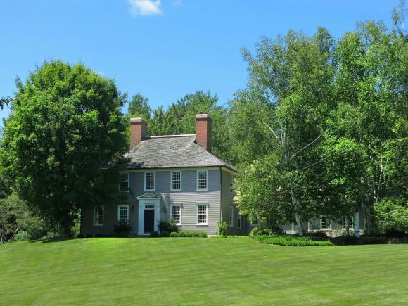 2 Parade Ground Rd, Hanover, NH 03755