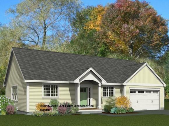 Lot 14 Scout Landing, Rollinsford, NH 03869
